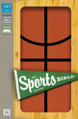 NIV, Sports Collection Bible: Basketball, Leathersoft, Orange/Black
