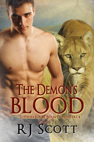 The Demon's Blood (Supernatural Bounty Hunters #4)