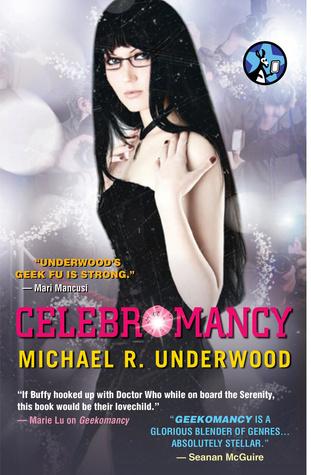 Celebromancy (Ree Reyes, #2)