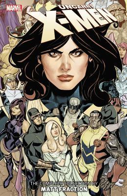Uncanny X-Men: The Complete Collection by Matt Fraction, Vol. 3