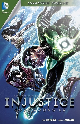 Injustice: Gods Among Us (Digital Edition) #12