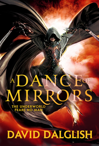 A Dance of Mirrors Book Cover