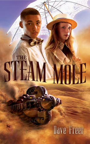 The Steam Mole (Cuttlefish, #2)