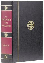 Septuagint with Apocrypha Pdf Book