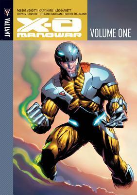 X-O Manowar: Deluxe Edition, Book 1