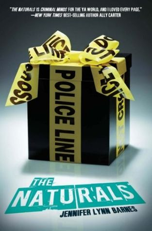 The Naturals Book Cover