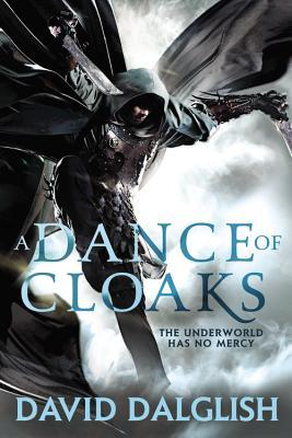 A Dance of Cloaks Book Cover