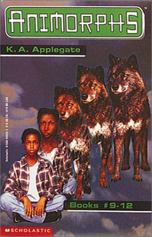 Animorphs Boxset: The Secret / The Android / The Forgotten / The Reaction (Animorphs, #9-12)