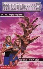 Animorphs Boxset: The Underground / The Decision / The Departure / The Discovery (Animorphs, #17-20)