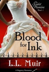 Blood For Ink (Scarlet Plumiere, #1) Pdf Book