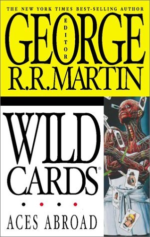 Aces Abroad (Wild Cards, #4)