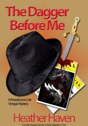 The Dagger Before Me (Persephone Cole Vintage Mystery, #1) Pdf Book