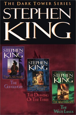 The Dark Tower Series: The Gunslinger, the Drawing of the Three, the Waste Lands