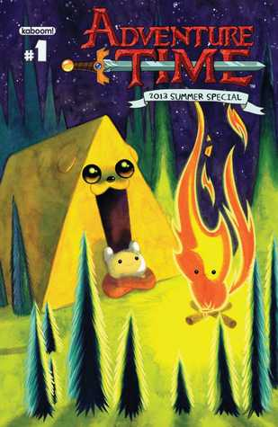 Adventure Time Summer 2013 Special #1