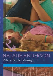 Whose Bed Is It Anyway? Pdf Book