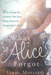 What Alice Forgot Pdf Book