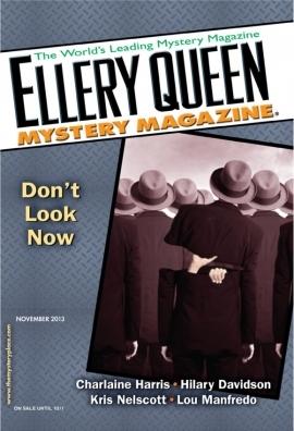 Ellery Queen Mystery Magazine (November 2013)