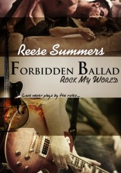 Forbidden Ballad - Rock My World Pdf Book