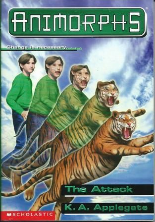The Attack (Animorphs, #26)