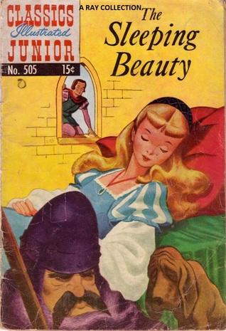 Classics Illustrated Junior 5 of 77 : 505 Sleeping Beauty