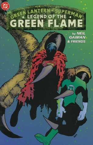 Green Lantern/Superman: Legend of the Green Flame