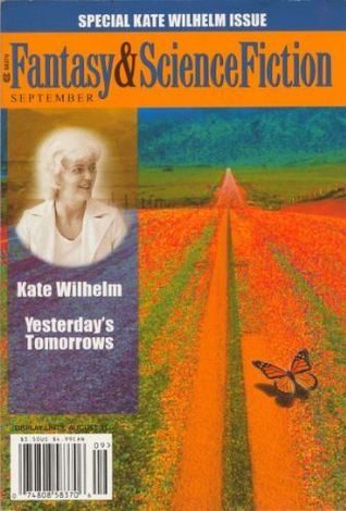 Fantasy & Science Fiction, September 2001 (The Magazine of Fantasy & Science Fiction, #599)