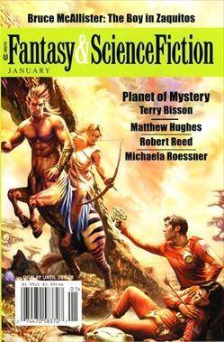 Fantasy & Science Fiction, January 2006 (Vol 110, #1)