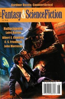 Fantasy & Science Fiction, June 2006 (Vol 110, #6)