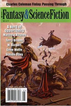 Fantasy & Science Fiction, May 2006 (Vol 110, #5)