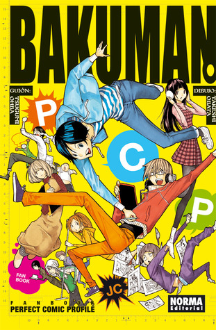 Bakuman PCP: Perfect Comic Profile (Bakuman Character Book, #2)