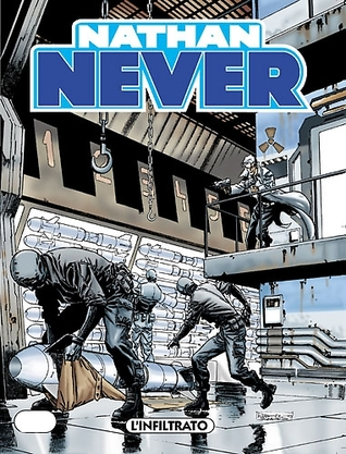 Nathan Never n. 119: L'infiltrato
