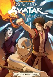 Avatar: The Last Airbender: The Search, Part 3 (The Search, #3) Pdf Book