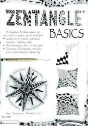 Zentangle Basics: A Creative Art Form Where All You Need is Paper, Pencil & Pen Pdf Book