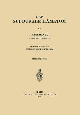 Das Subdurale Hamatom