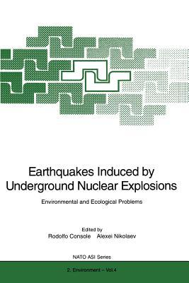 Earthquakes Induced by Underground Nuclear Explosions: Environmental and Ecological Problems
