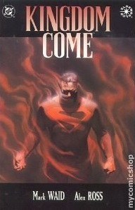 "Kingdom Come #4 ""Never Ending Battle"""