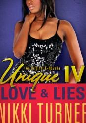 Love & Lies (Unique #5) Pdf Book