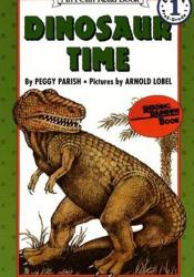 Dinosaur Time Pdf Book