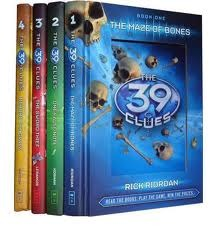 The 39 Clues Collection (The 39 Clues, #1-4)