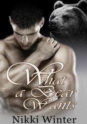 What a Bear Wants (Wild Side #1) Pdf Book