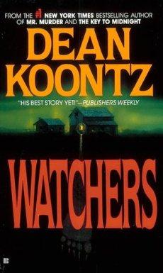 Image result for dean koontz watchers