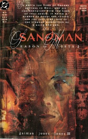 The Sandman #23: Season of Mists Chapter 2