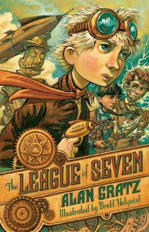 Image result for THE LEAGUE OF SEVEN BOOK
