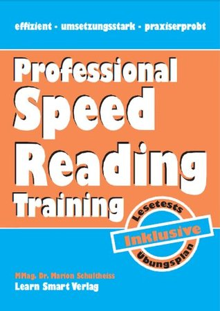 Professional Speed Reading Training