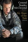 My Share of the Task: A Memoir by Stanley McChrystal