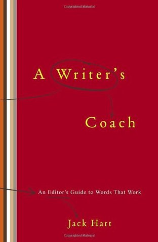Image result for a writer's coach by jack hart
