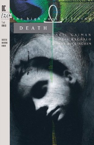 Death: The High Cost of Living #1