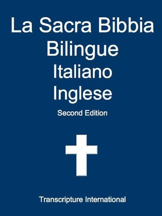 La Sacra Bibbia Bilingue Italiano Inglese