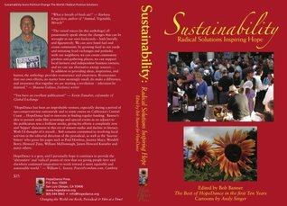 SUSTAINABILITY: Radical Solutions Inspiring Hope (01)