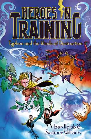 Typhon and the Winds of Destruction (Heroes in Training, #5)